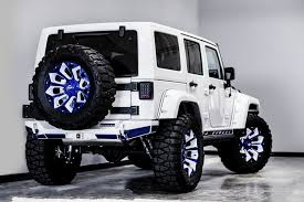 jeep wrangler this stormtrooper of a jeep wrangler is 60 000 worth of overkill