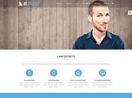 Free Web Resume Templates At Profile Is Free Joomla Cv Resume Template Tailored For Cv