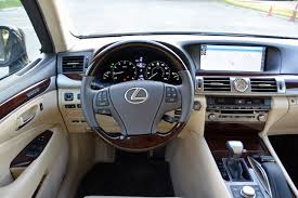lexus ls 460 review 2007 2016 lexus ls 460 l test drive review autonation drive
