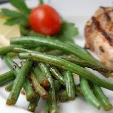 cuisiner haricots verts frais recette haricots verts sucrés et épicés toutes les recettes allrecipes