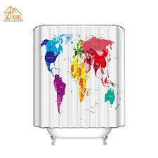 world map shower curtain canada part 37 shower curtain map 10
