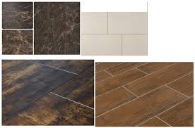 porcelain ceramic tile styles