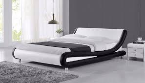 modern double bed frame u2013 alil me