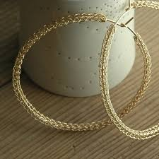 large gold hoop earrings hoop ohrringe große gold creolen zigeuner bohemian mode