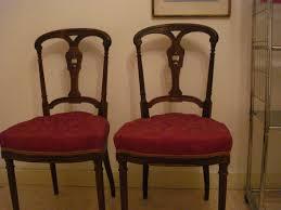chambre napoleon 3 achetez 2 chaises de chambre quasi neuf annonce vente à peillac