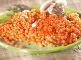 comment cuisiner les lentilles corail dahl de lentilles corail à la tomate riz vapeur recette detox