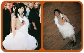 swan dress diy bjork s white swan costume the feather girl