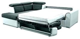 canape lit convertible couchage quotidien canape convertible