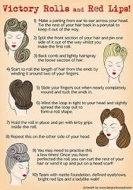 1940s bandana hairstyles best 25 victory rolls ideas on pinterest victory rolls tutorial