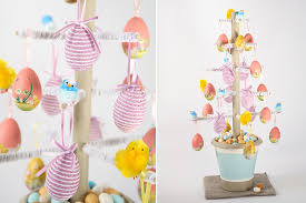 Easter Decorations For A Tree by Easter Egg Trees Craft U2013 Happy Easter 2017