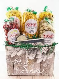 popcorn baskets gift baskets coles popcorn