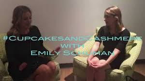 interview with emily schuman cupcakesandcashmere youtube