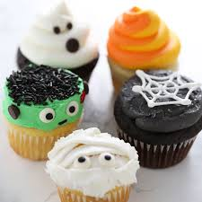 Halloween Cupcakes Ghost How To Make Halloween Cupcakes Handle The Heat