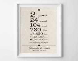 2 year anniversary gift ideas for boyfriend 9 wedding anniversary gifts 2nd year best 20 second anniversary