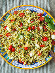 Best Pasta Salad Recipe by Caprese Pasta Salad U0026 8 Tips For Perfect Pesto Pasta Will Cook
