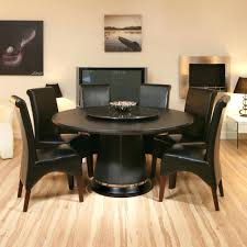 Circular Glass Dining Table And Chairs Table And 4 Chairs Black Dining Set For Sale Exciting Likable