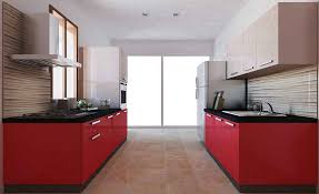 parallel kitchen ideas casa bilancio cbp 103 parallel shape modular kitchen in hi gloss