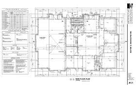 Construction Floor Plans Baxter Ground Floorplan Notes U0026 Finish Schedules Design Plans