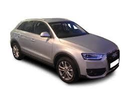 audi q3 petrol or diesel audi q3 car deals with cheap finance buyacar