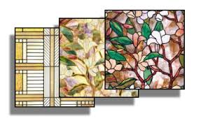 Decorative Window Film Stained Glass How To Install Decorative And Insulating Window Film By Jay Harris