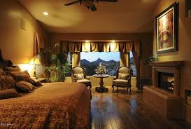 Bedroom Furniture Scottsdale Az by Traditional Guest Bedroom With Hardwood Floors U0026 Ceiling Fan In