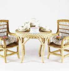 american doll table and chairs american wicker table and chairs best home chair decoration