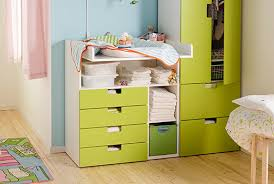 Ikea Besta Storage Combination With Doors And Drawers Ikea Stuva Storage Combination With Changing Table That Can Be
