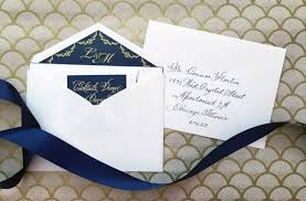 addressing wedding invitations outer envelope only paperinvite