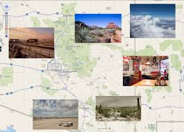 Usa West Coast Road Trip Maps by Chicken Wings Dive Bars And National Parks U201d A 3 Week Road Trip