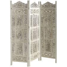 carved wood room dividers home remodel white screen room divider