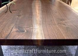 live edge table chicago about spiritcraft solid hardwood furniture dundee il