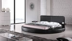 Circular Bed Frame Big Bed Design Decoration