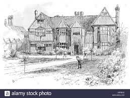 Halliwell Manor Floor Plan by Manor House Cut Out Stock Images U0026 Pictures Alamy