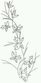 mini butterflies butterflies coloring pages and prints