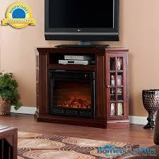 Corner Fireplace Tv Stand Entertainment Center by Fireplace Tv Stands Entertainment Centers Youll Love Wayfair