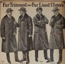 1920s mens coats jackets history