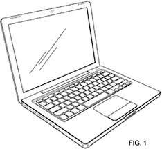 laptop sketch