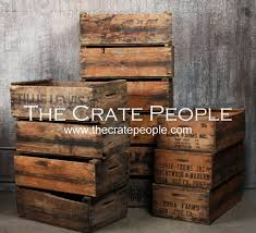 vintage wood crates zoria farms crate thousands available
