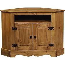 distressed corner tv cabinet 2 days to buy read description brand new rustic mexican pine