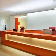 Front Reception Desk Designs Modern Office Reception Counter Design For Hotel Modern Office