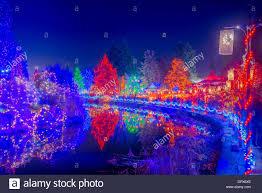 Botanical Gardens Christmas Lights by Festival Of Lights Vandusen Botanical Garden Vancouver British