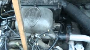 1985 maserati biturbo engine maserati biturbo 2 0 v6 1985 youtube