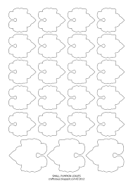 pumpkin leaf template images reverse search
