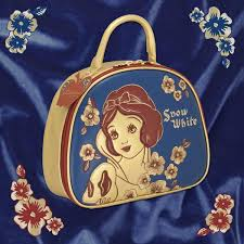 snow white cosmetic travel bag besame exclusive besame cosmetics