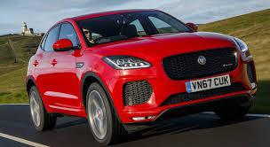listino prezzi al volante jaguar e pace al volante in anteprima nuovo suv compatto