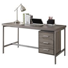 grey desk with drawers wood office desks morella desk wood office desks ridit co
