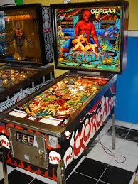 houston classic arcade video games pinballs coin op sales repairs