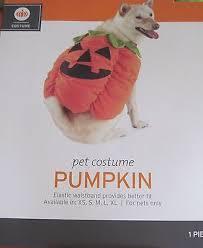 Target Dog Halloween Costume Target Pumpkin Dog Halloween Costume Size Large Orange U0026 Green