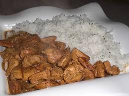 cuisine guyanaise fricassée de dinde et poulet à la guyanaise culinary d