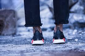 Adidas Nmd Runner Womens by Nmd Runner Women Shoes Blue Red Eba Consortium